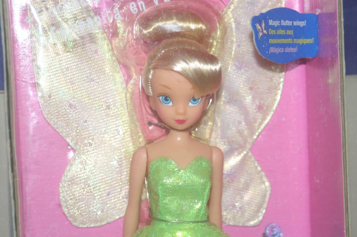 ディズニー ピーターパン2 ティンカーベル スクリーンファッションドール 人形 フィギュア トミー TOMY_画像3