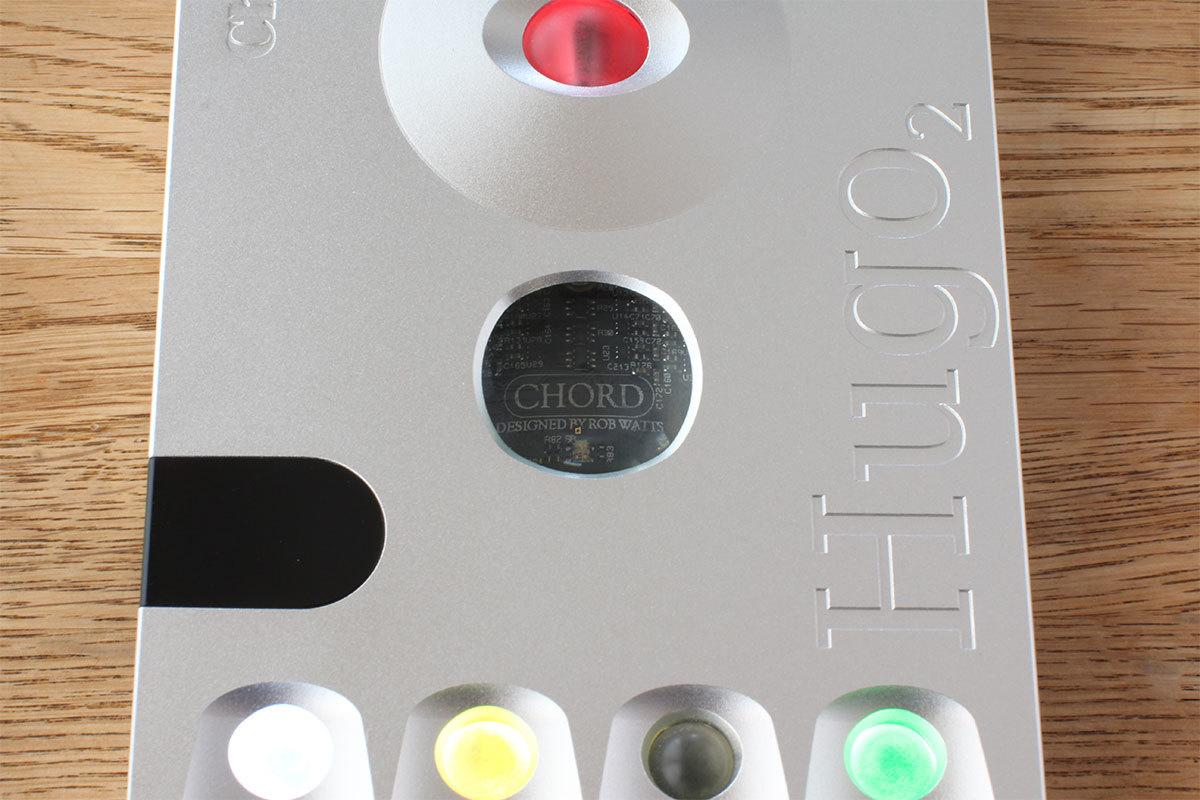 CHORD Hugo2 ヘッドホンアンプ ポータブルアンプ DAC 【美品】【送料無料】【 おまけ付き】_画像5