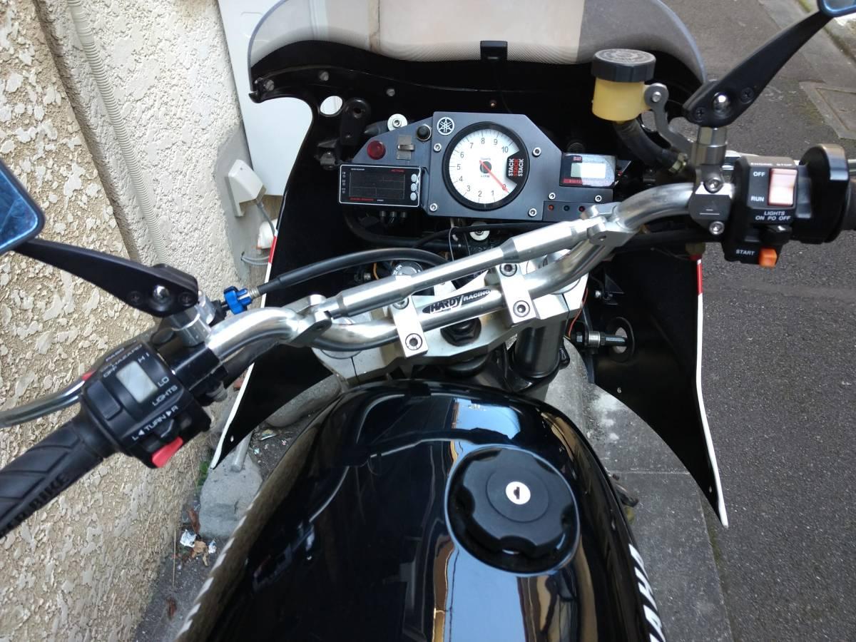 ヤマハ RZ250R 改造車 実働 改造多数_画像3