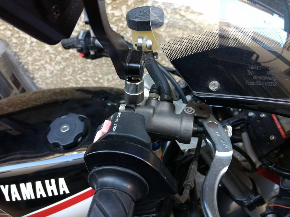 ヤマハ RZ250R 改造車 実働 改造多数_画像5