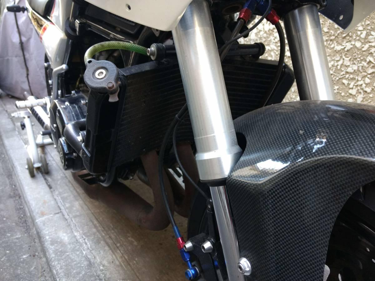 ヤマハ RZ250R 改造車 実働 改造多数_画像7