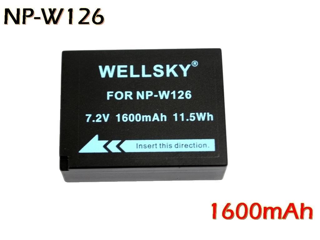 新品 FUJIFILM NP-W126 NP-W126S 互換バッテリー 2個 & デュアル USB 急速 互換充電器 バッテリーチャージャー BC-W126 BC-W126s 1個 X-A7_純正品と同じように使用可能