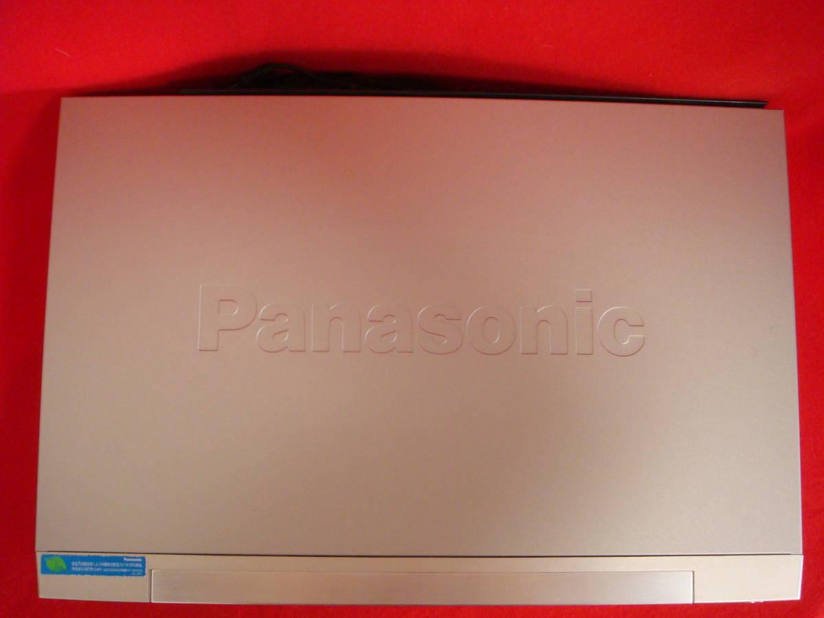 Panasonic S-VHS ビデオデッキ NV-SVB10 取扱説明書付_画像4