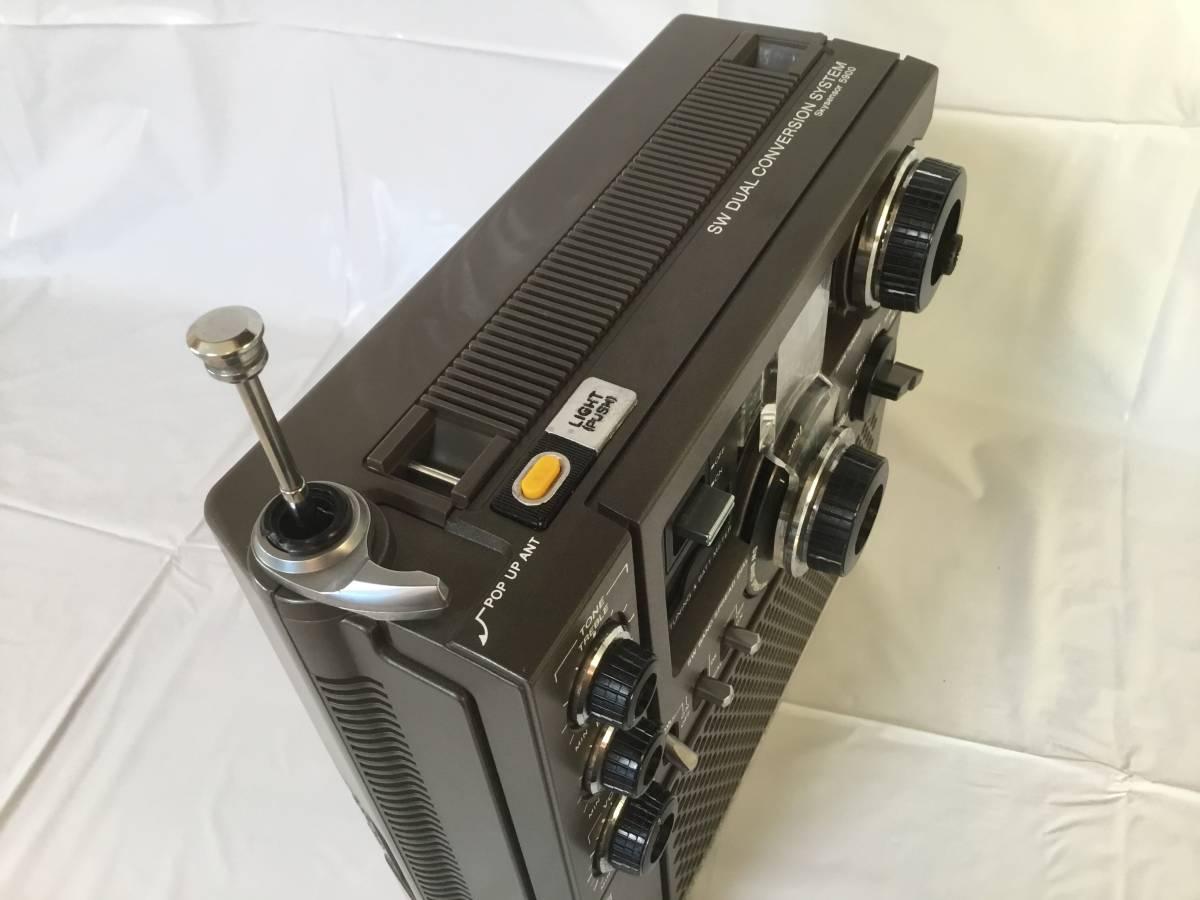 スカイセンサー ICF-5900【動作確認品・ジャンク品】_画像5