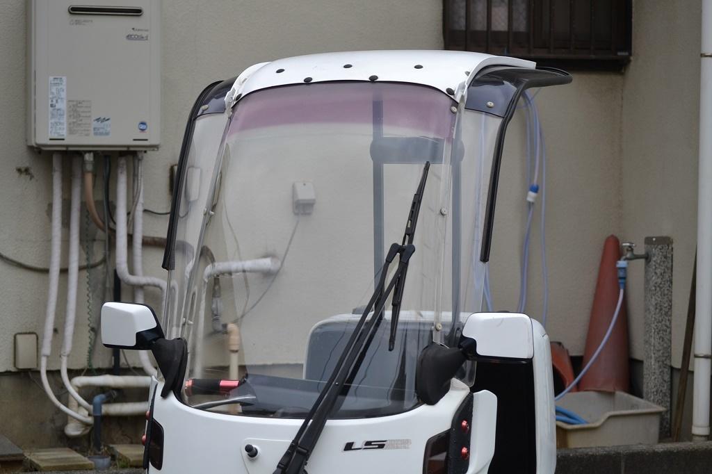 マロッシ68cc クランク新品 ホンダ ジャイロキャノピー 後期 2st エアロ ワイド ミニカー _画像8