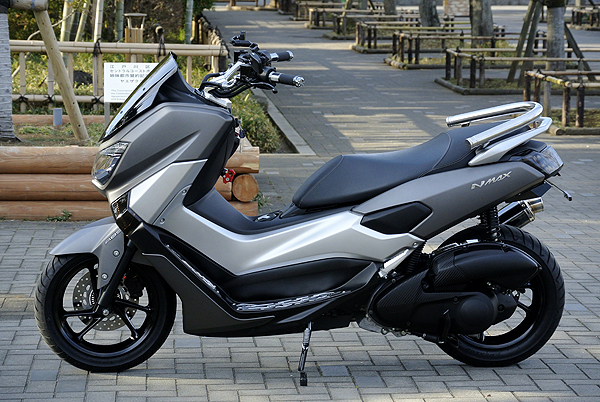 YAMAHA  N-MAX155A   SG50J