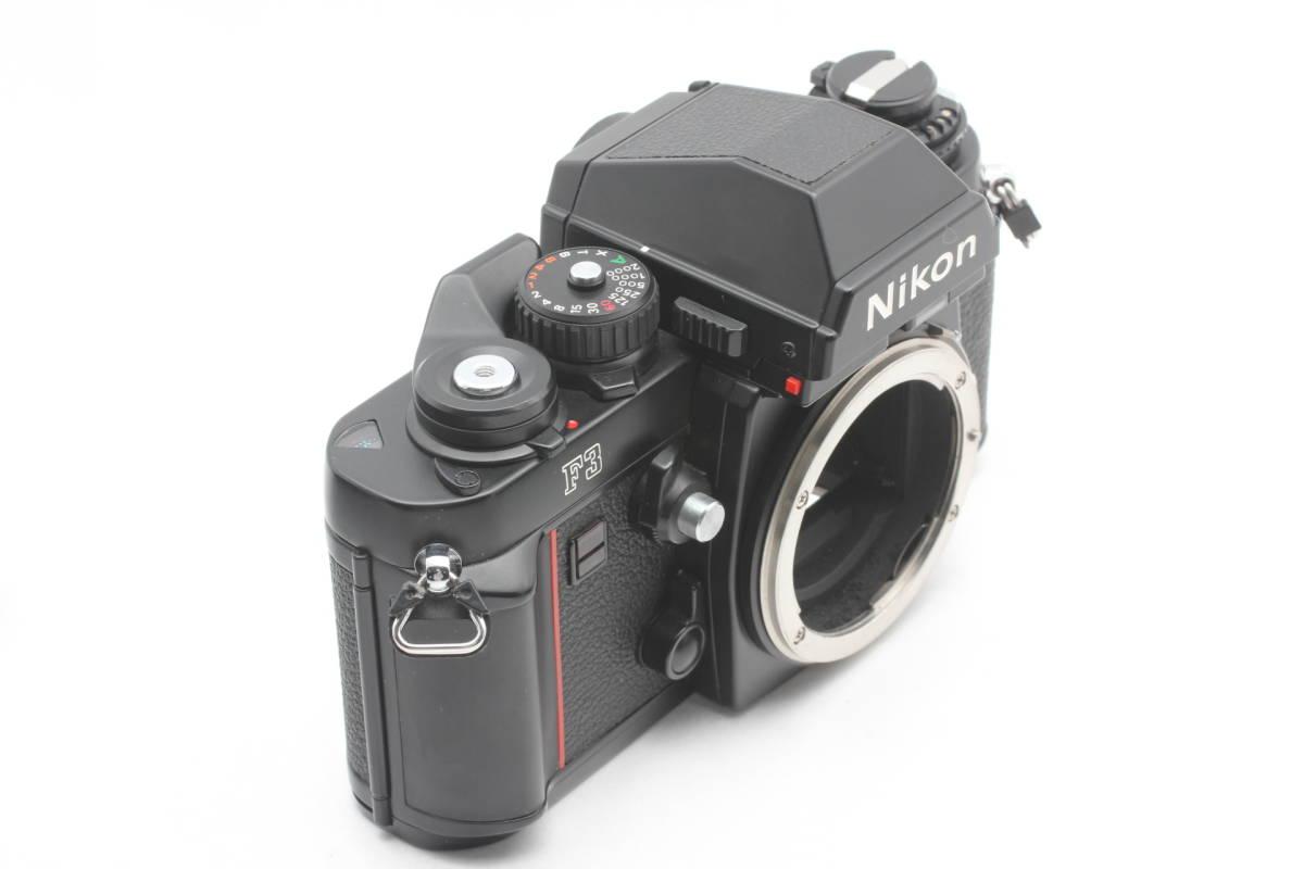 #4418 ★ ジャンク Nikon F3 外観美品 動作OK_画像6