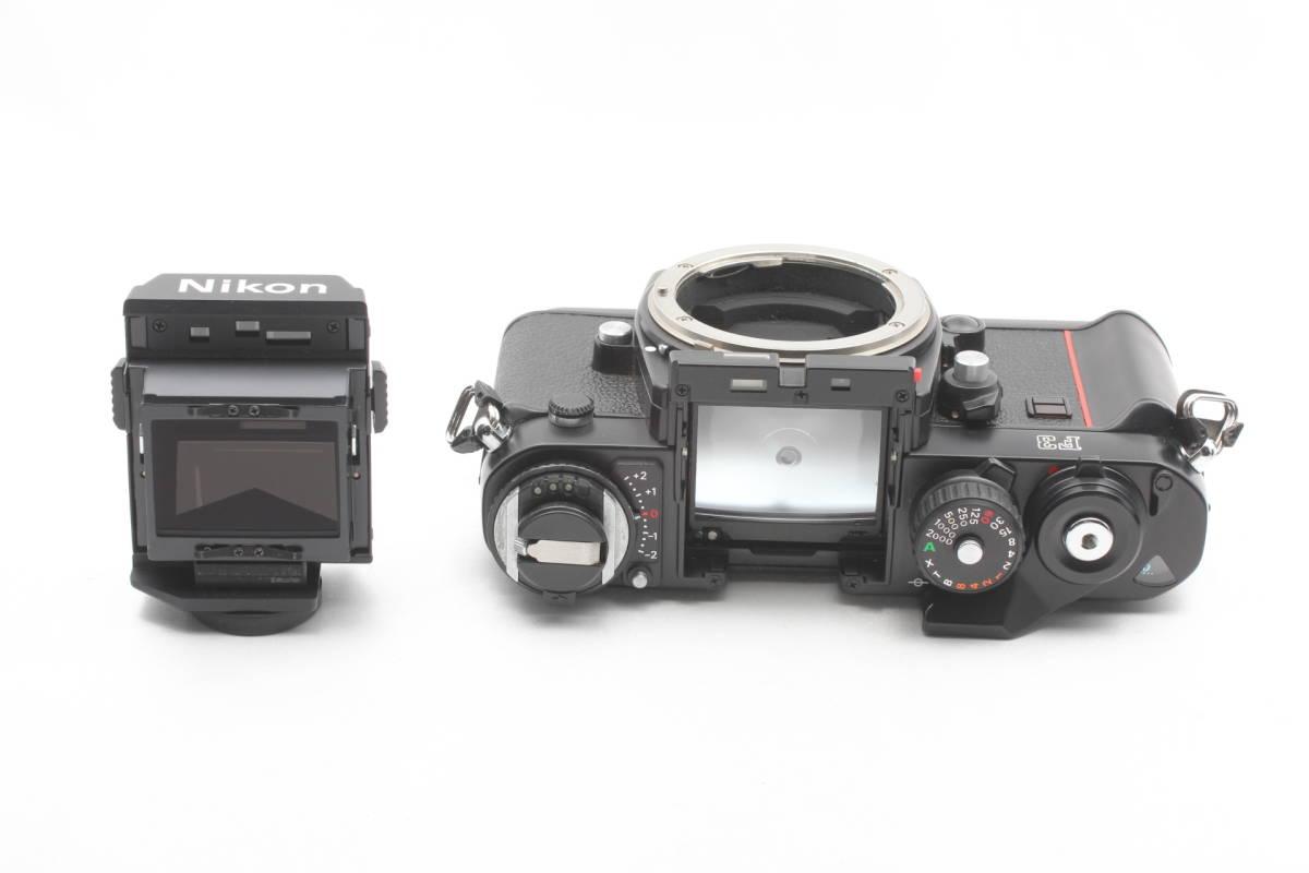 #4418 ★ ジャンク Nikon F3 外観美品 動作OK_画像8