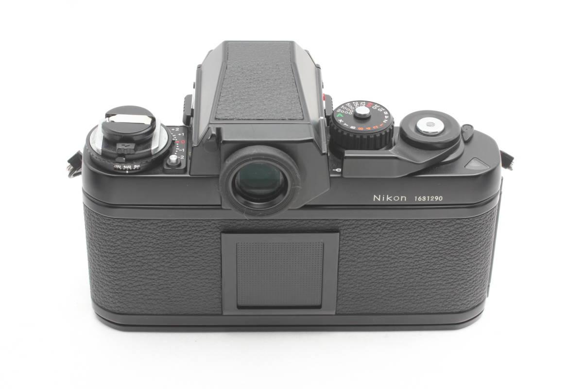 #4418 ★ ジャンク Nikon F3 外観美品 動作OK_画像4