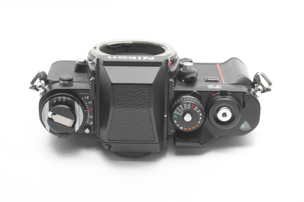 #4418 ★ ジャンク Nikon F3 外観美品 動作OK_画像7