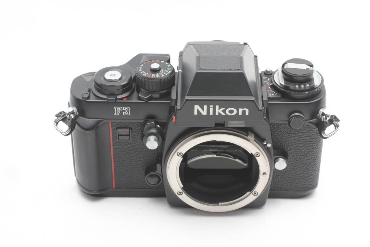 #4418 ★ ジャンク Nikon F3 外観美品 動作OK