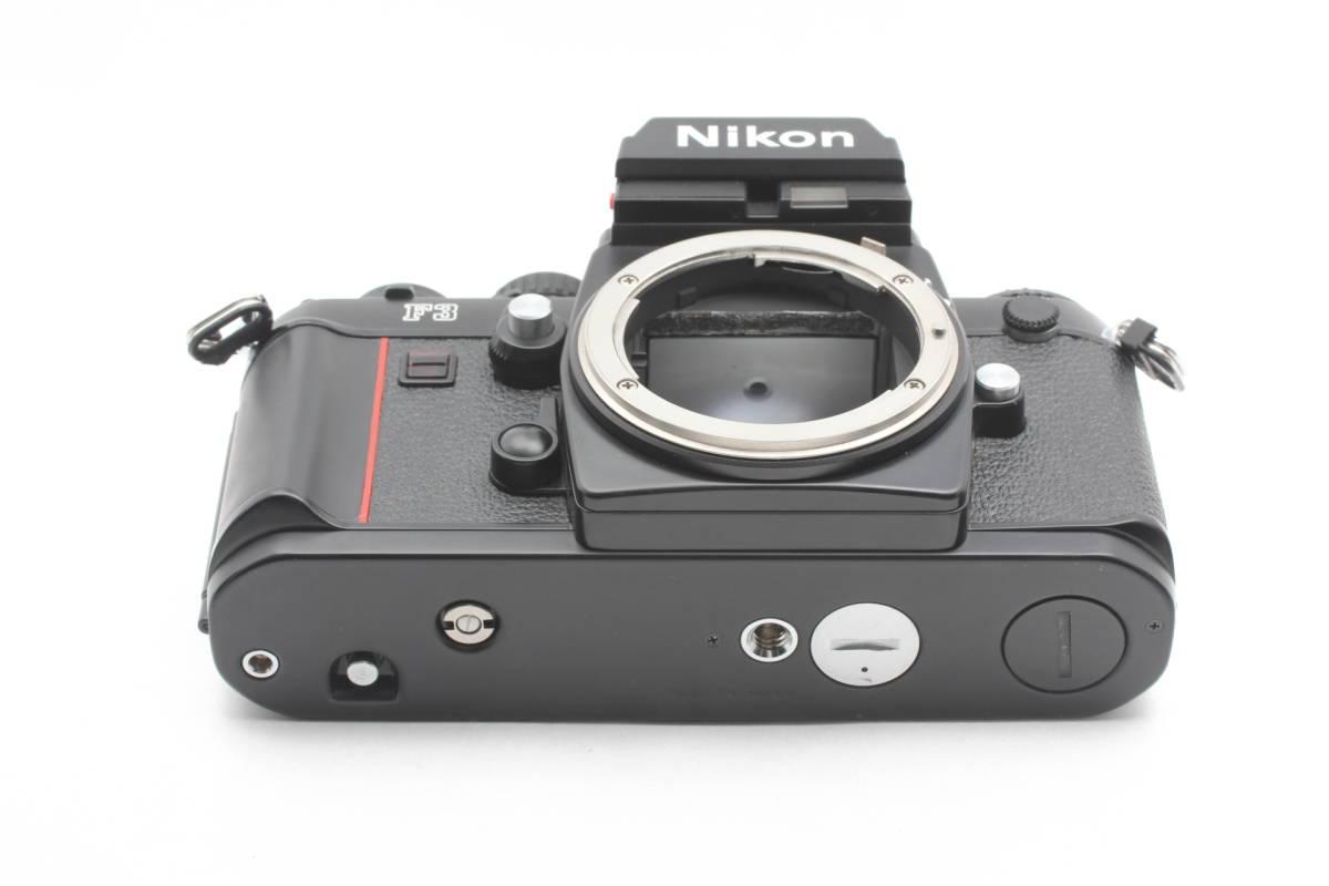 #4418 ★ ジャンク Nikon F3 外観美品 動作OK_画像9