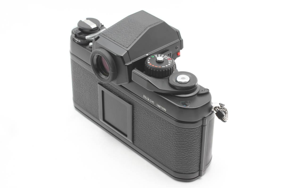 #4418 ★ ジャンク Nikon F3 外観美品 動作OK_画像5