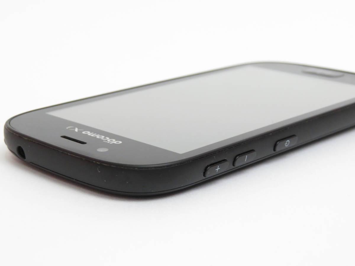 [C698] 綺麗です! ドコモ 白ロム らくらくスマートフォン3 F-06F 残債無し_画像7