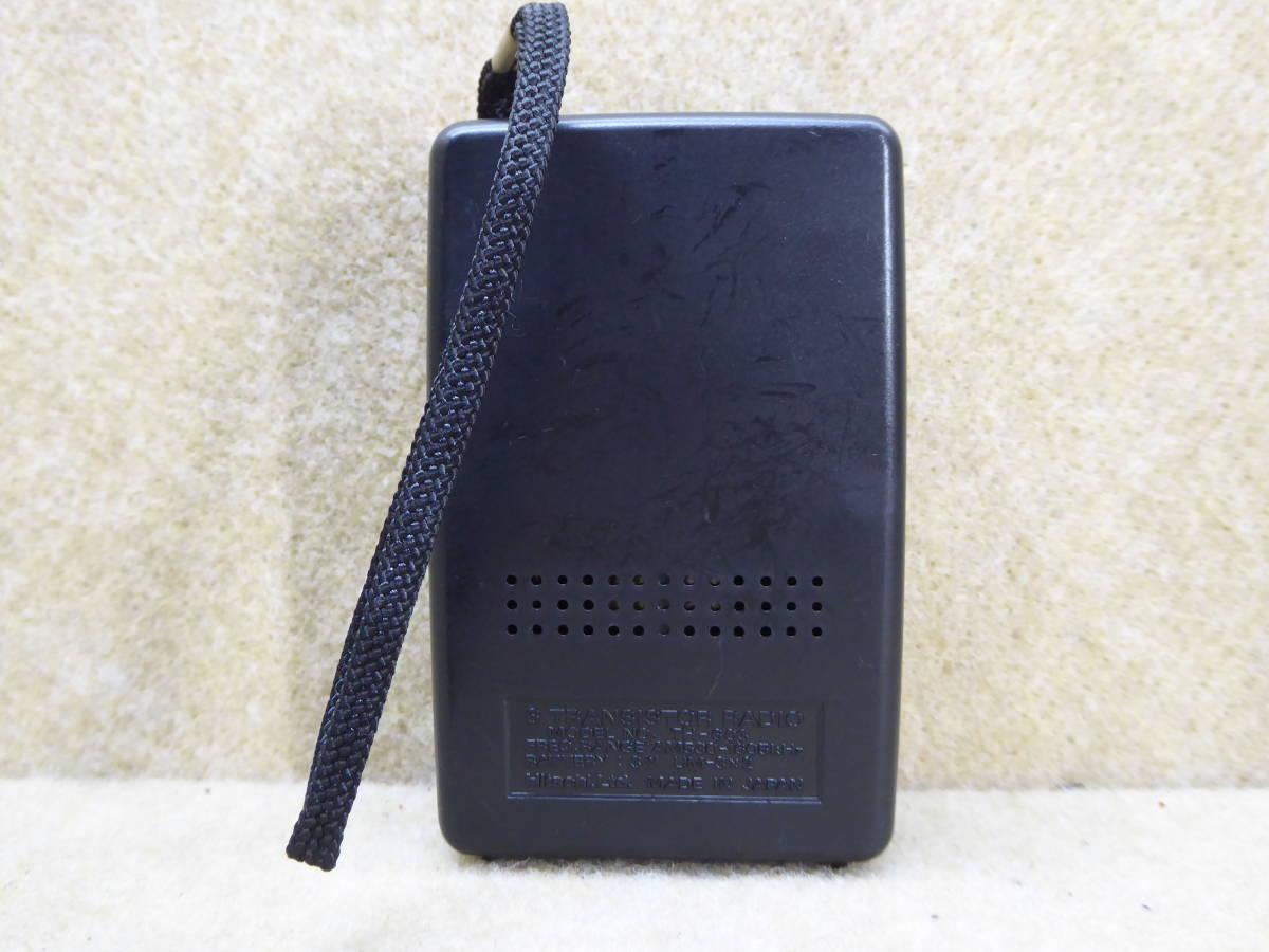 ◆◇日立 AMトランジスタラジオ TH-603 ジャンク品◇◆_画像2
