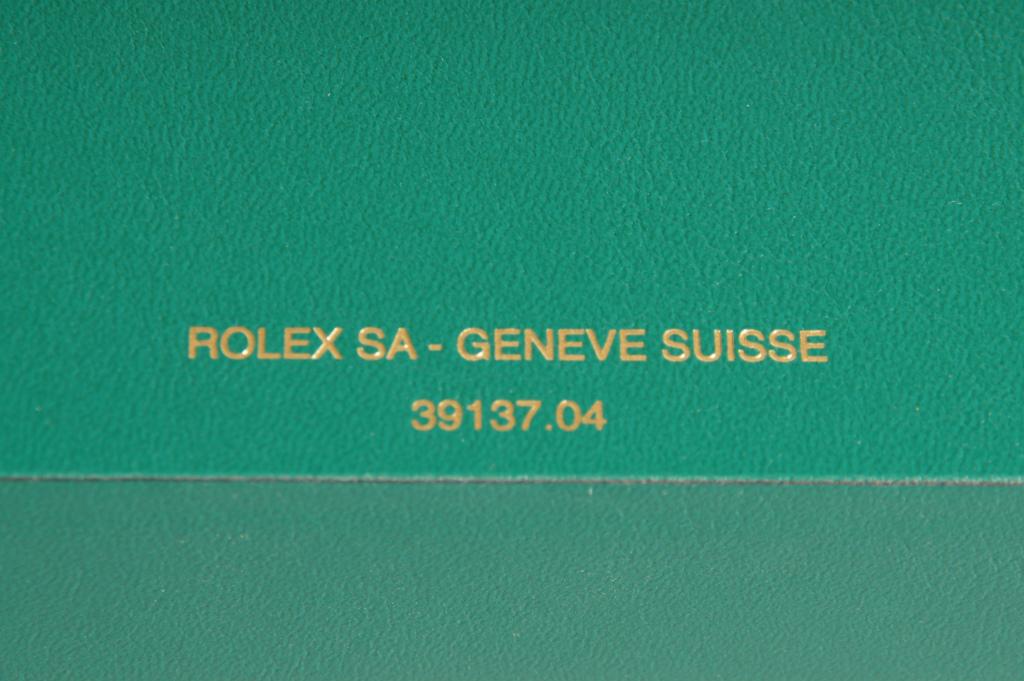 美品 ROLEX 純正ボックス 空き箱 ロレックス_画像4
