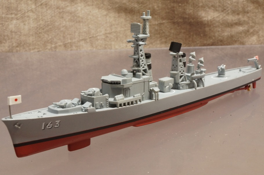 ★Maritime Self-Defense Force destroyer is why the DDG-163 1/900 956022 DeAgostini