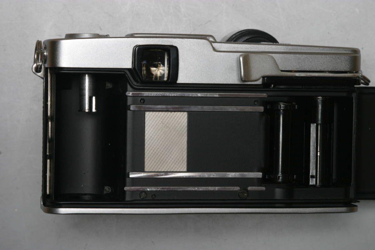 美品 OLYMPUS PEN FV 専用 露出計・レンズ5本付 完全整備済 1年間の無償修理付_画像6