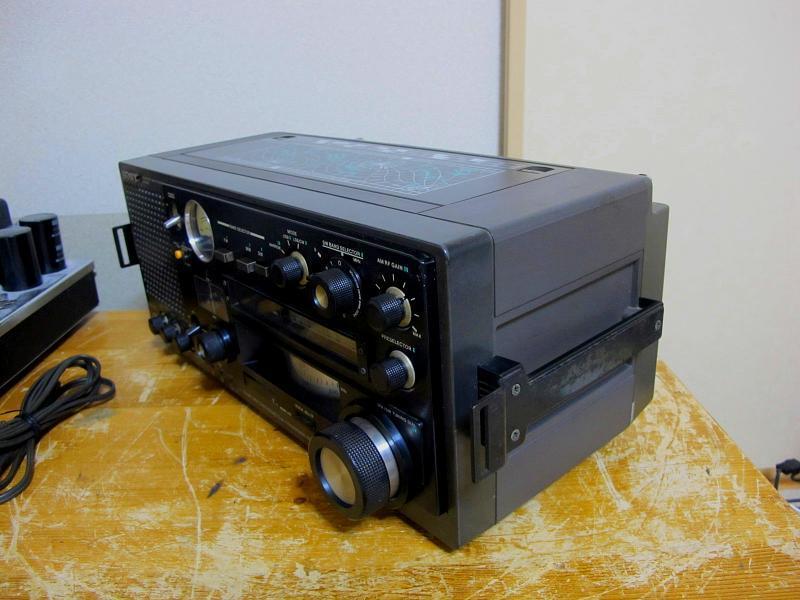 ソニー.AM/FM/SWラジオ、ICF-6800です_画像7