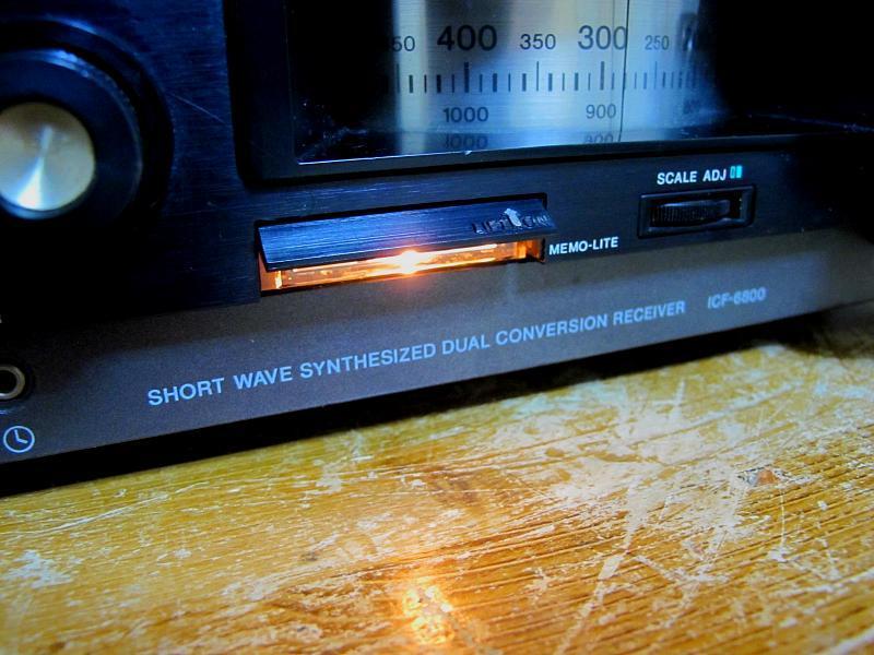 ソニー.AM/FM/SWラジオ、ICF-6800です_画像6