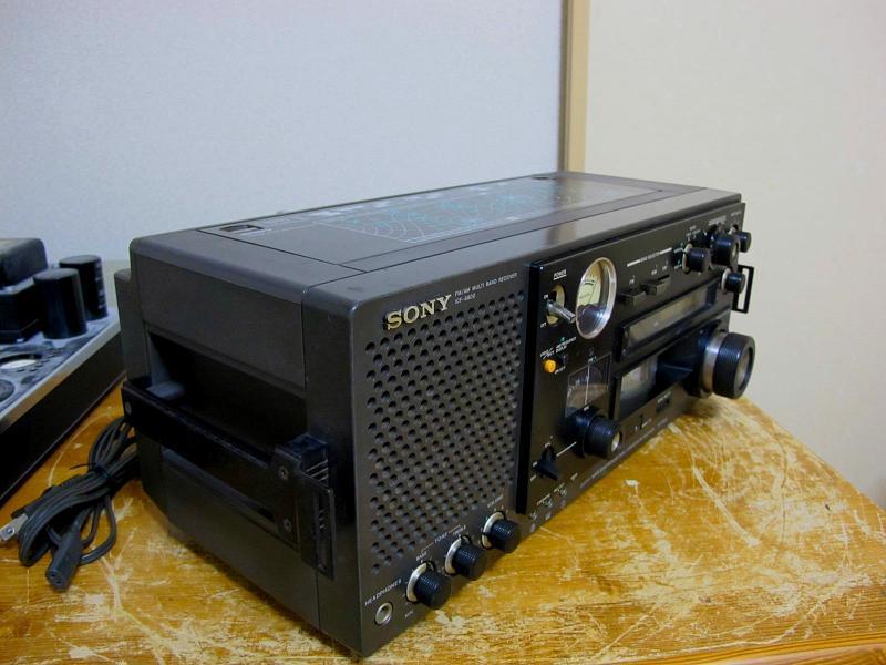ソニー.AM/FM/SWラジオ、ICF-6800です_画像8
