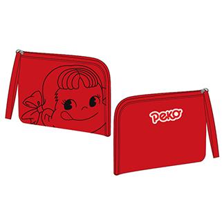 ペコちゃんグッズ『カード&キーポーチ』_画像3