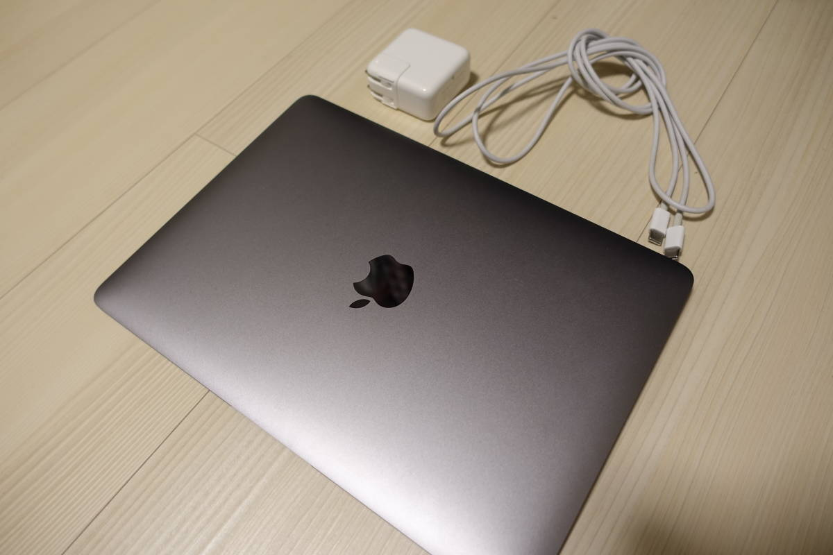 Macbook (Retina, 12 inch Early 2016) SSD 512GB メモリ8GB 1.2GHz USキーボード スペー