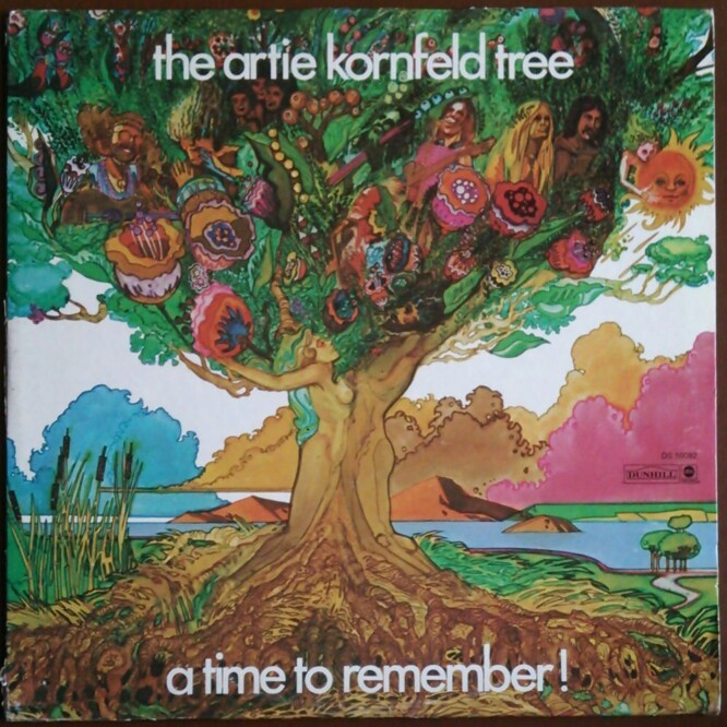 SSW サイケ/フォーク/スワンプ ARTIE KORNFELD TREE / A TIME TO REMEMBER! 米盤中古レコード NEIL YOUNG HELPLESSカバー_画像1