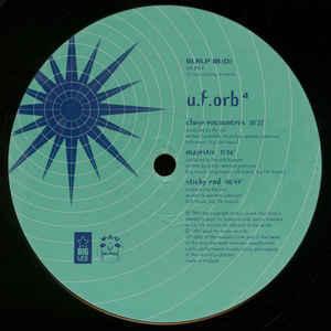 アンビエント大名盤!!レア緑ソフトケースの完全初回限定盤!! The Orb U.F.Orb 2枚組+ライヴ音源12インチ_画像3