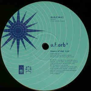 アンビエント大名盤!!レア緑ソフトケースの完全初回限定盤!! The Orb U.F.Orb 2枚組+ライヴ音源12インチ_画像4