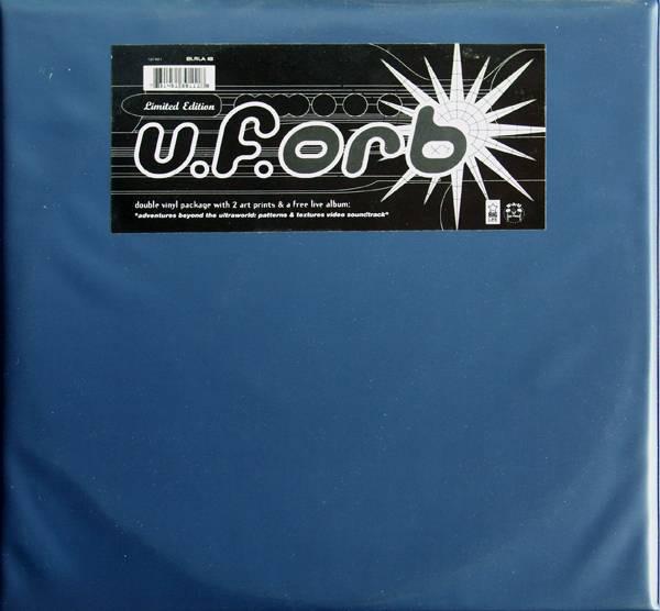 アンビエント大名盤!!レア緑ソフトケースの完全初回限定盤!! The Orb U.F.Orb 2枚組+ライヴ音源12インチ_画像1