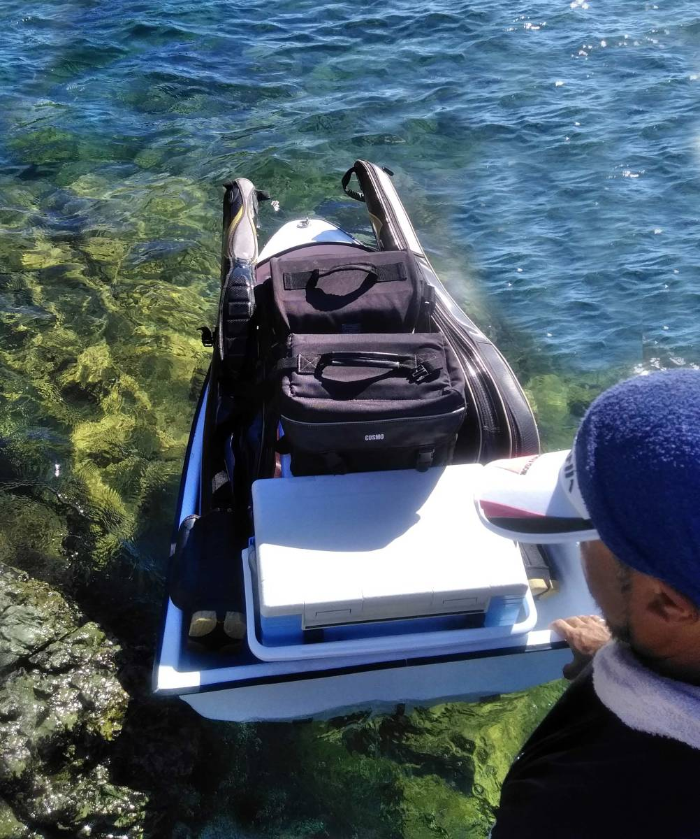 「問い合わせの多かった多目的 ポーター曳舟  販売開始!!」の画像2