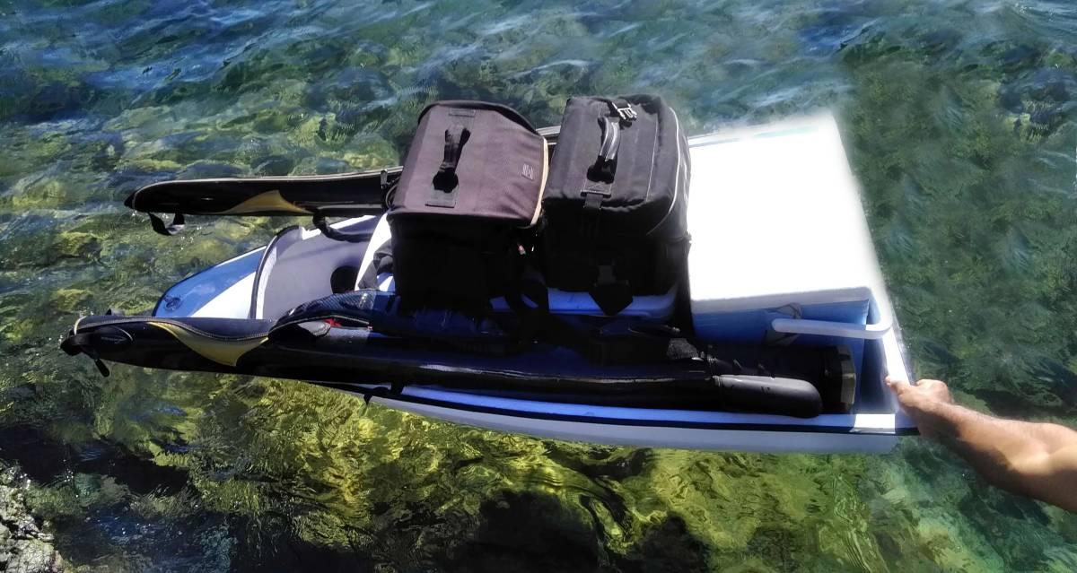 「お待たせしました!!販売開始致します。多目的ポーター曳舟」の画像1