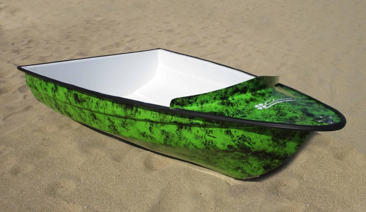 問い合わせの多かった多目的 ポーター曳舟  販売開始!!_オプションのラップ塗装