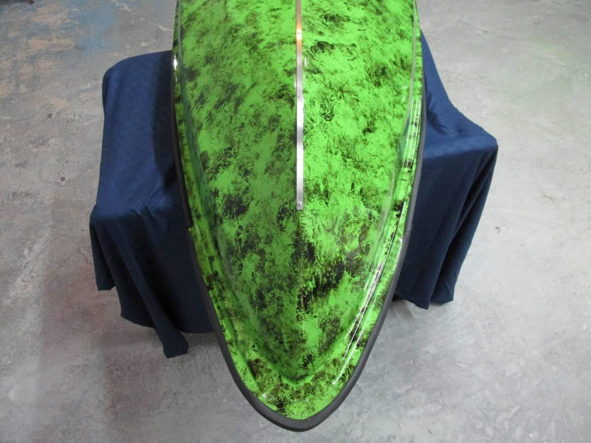 問い合わせの多かった多目的 ポーター曳舟  販売開始!!_ステンレス製キールガードで安心