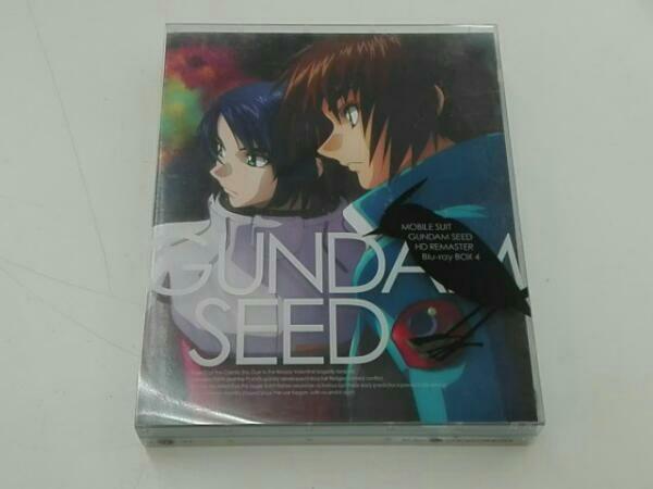 機動戦士ガンダムSEED HDリマスター Blu-ray BOX4(初回限定版)(Blu-ray Disc)_画像1