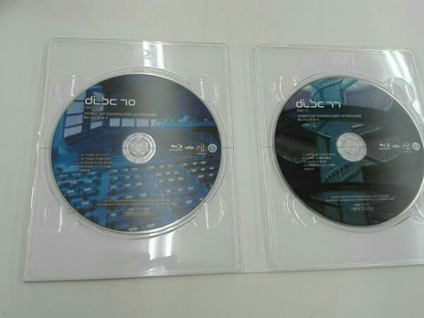 機動戦士ガンダムSEED HDリマスター Blu-ray BOX4(初回限定版)(Blu-ray Disc)_画像3