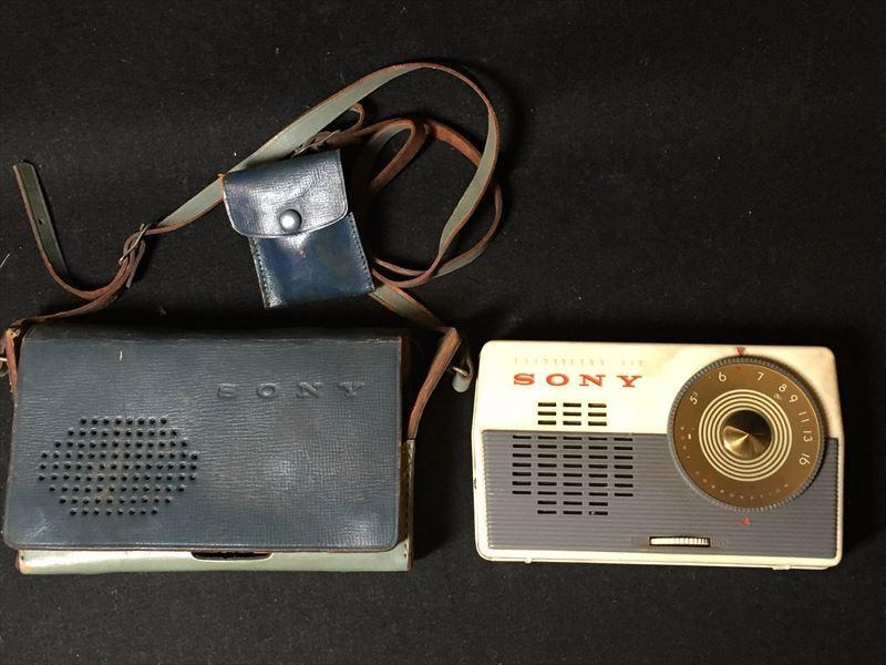 SONY ソニー TR-62 トランジスタラジオ 昭和レトロ ジャンク