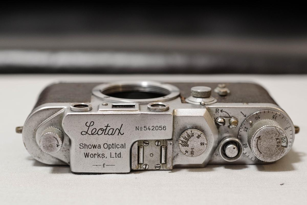 LeotaxF レオタックス L39マウント コピーライカ_画像3
