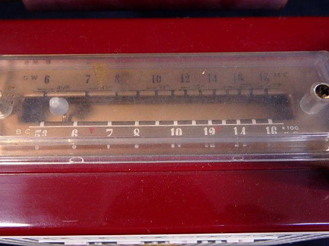 a1529 ヴィンテージ ソニー SONY MODEL TR-74 アンティーク トランジスタラジオ ジャンク扱い_画像4