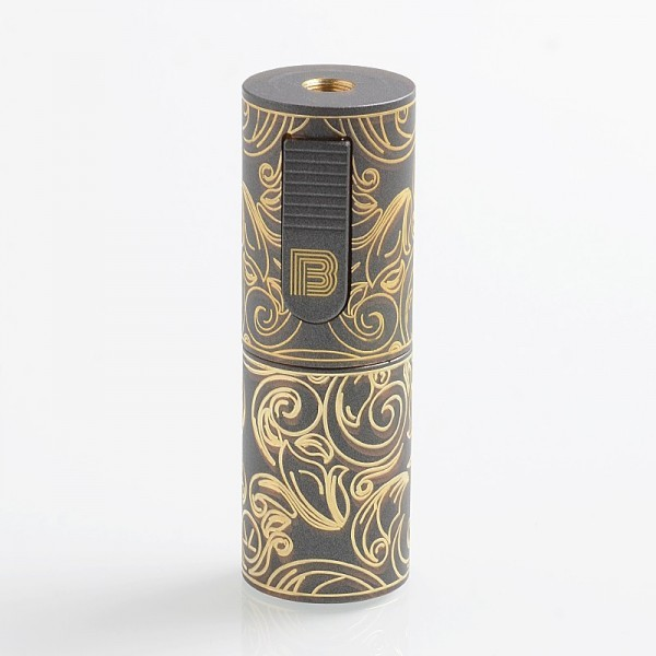 Mini B by Bestia Mods【CLONE】【送料無料】【Limited Edition】【24MM】【Side fire button】【1 x 18650】【Hybrid Mechanical Mod GM】