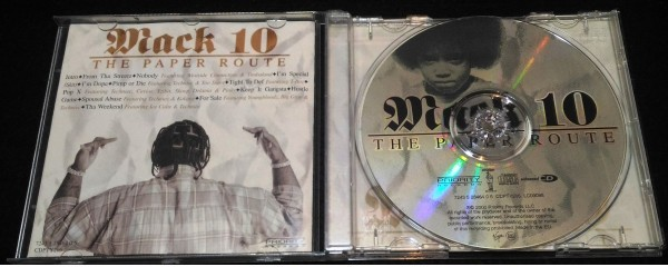 Mack 10/The Paper Route★G-RAP Ice Cube T-Boz Too Short マック10_画像2