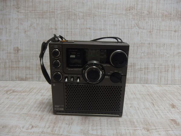 ■c19c SONY ソニー スカイセンサー ICF-5900 BCLラジオ 5バンド
