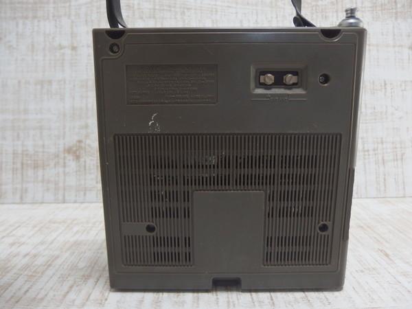 ■c19c SONY ソニー スカイセンサー ICF-5900 BCLラジオ 5バンド_画像8