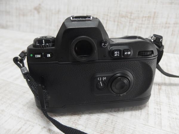 ■c25a Nikon ニコン 一眼レフカメラ F100 28-105mm f=1:3.5-4.5D_画像4