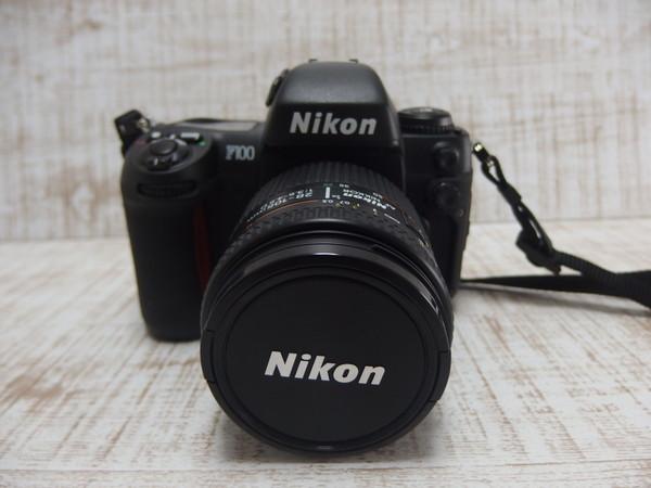 ■c25a Nikon ニコン 一眼レフカメラ F100 28-105mm f=1:3.5-4.5D_画像2