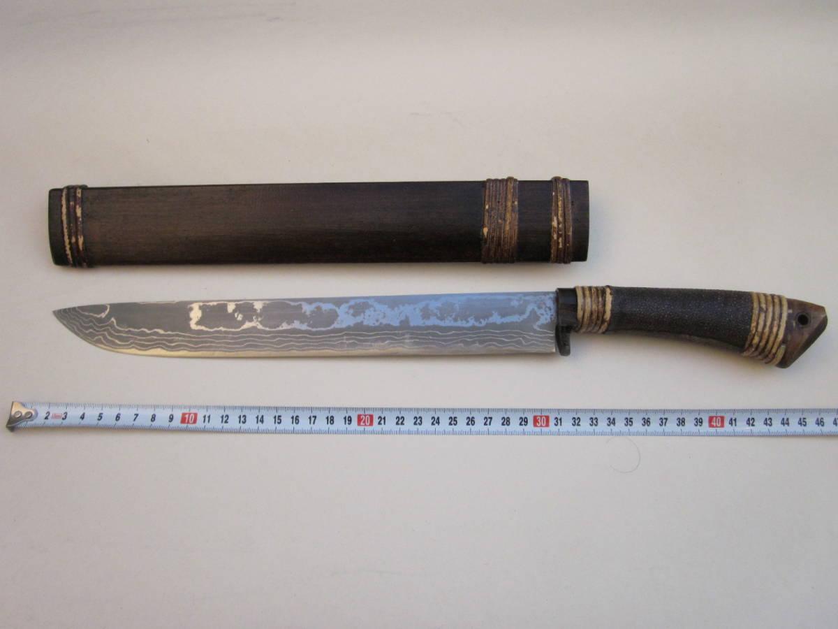 佐治武士作、狩猟刀