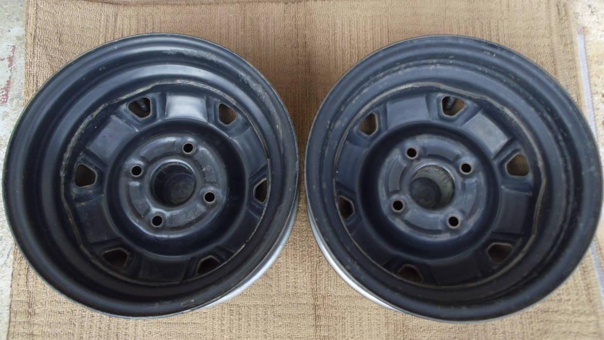 Town Ace * Lite Ace original 5J-13 PCD114.3 4 hole 2 ps Toyota original iron wheel H231