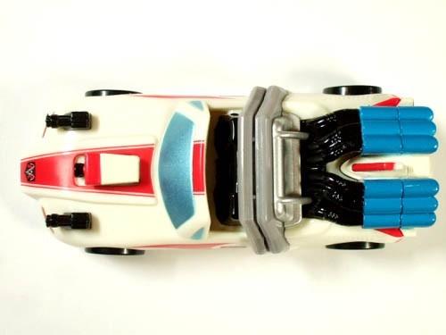 ◆仮面ライダードライブ シフトカー シグナルレジェンドバイクセット 18 トライサイクロン/3号_画像1
