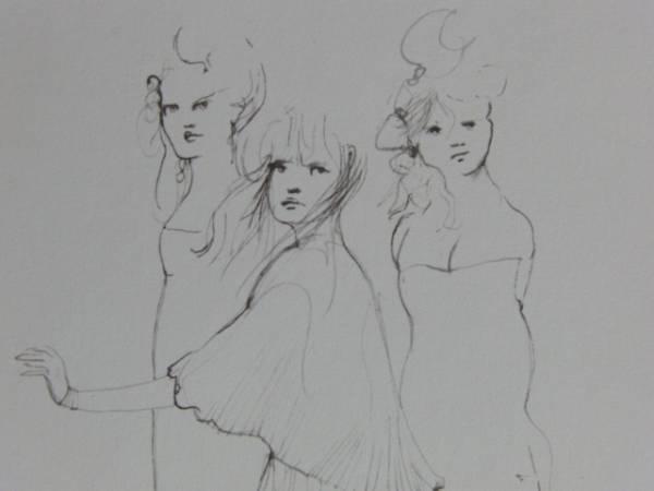 レオノール・フィニー、巨匠、挿画,50部限定、高級額付、希少 k、ara